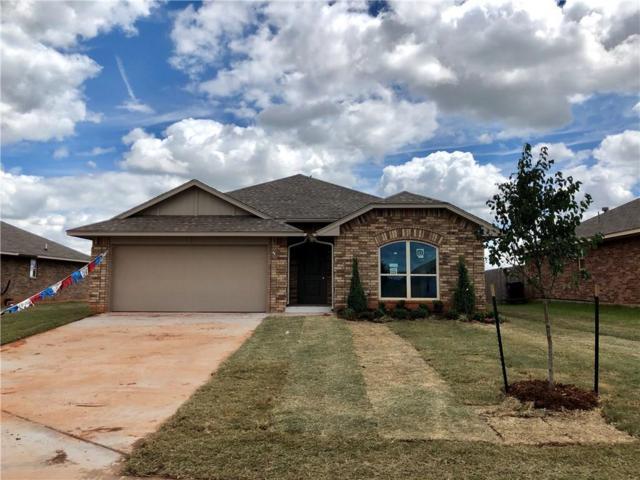 9008 SW 48th Terrace, Oklahoma City, OK 73179 (MLS #834434) :: Homestead & Co