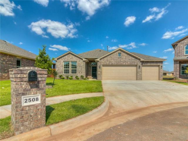2508 Austin Glen Court, Yukon, OK 73099 (MLS #834440) :: Wyatt Poindexter Group