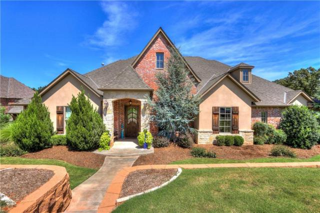 1317 W Autumn Creek Drive, Edmond, OK 73003 (MLS #834442) :: Wyatt Poindexter Group