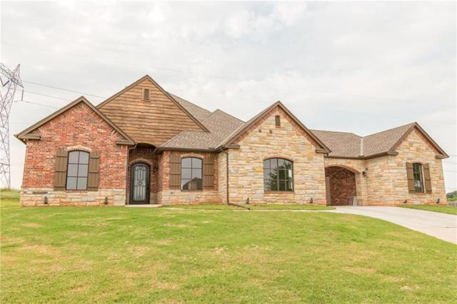 3401 Creek Spur Road, Edmond, OK 73003 (MLS #834462) :: Wyatt Poindexter Group