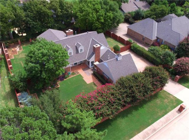 6204 Oak Tree Road, Edmond, OK 73025 (MLS #834472) :: Homestead & Co