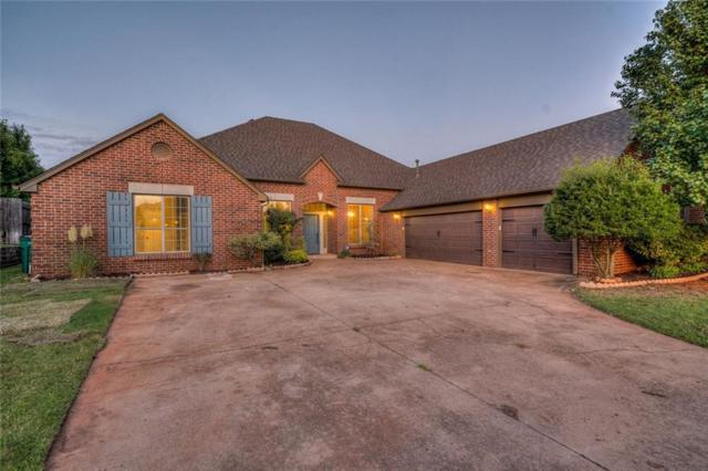 12808 Park Hill Road, Oklahoma City, OK 73142 (MLS #834483) :: Wyatt Poindexter Group