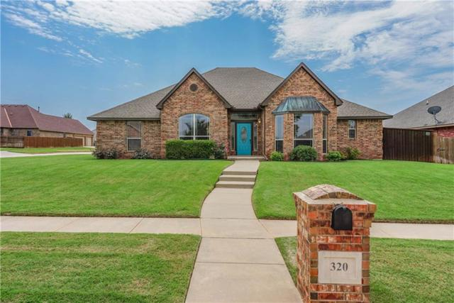 320 E Atlanta, Mustang, OK 73064 (MLS #834488) :: Wyatt Poindexter Group