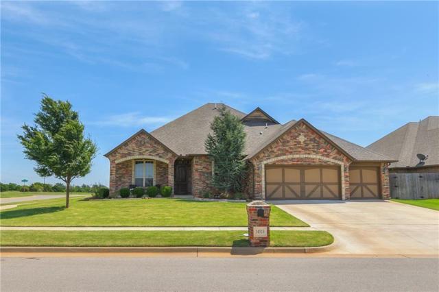 14916 Stone Manor Drive, Oklahoma City, OK 73142 (MLS #834509) :: Wyatt Poindexter Group