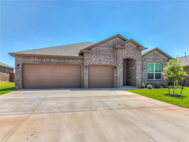 3604 Sadie Drive, Mustang, OK 73064 (MLS #834526) :: Wyatt Poindexter Group