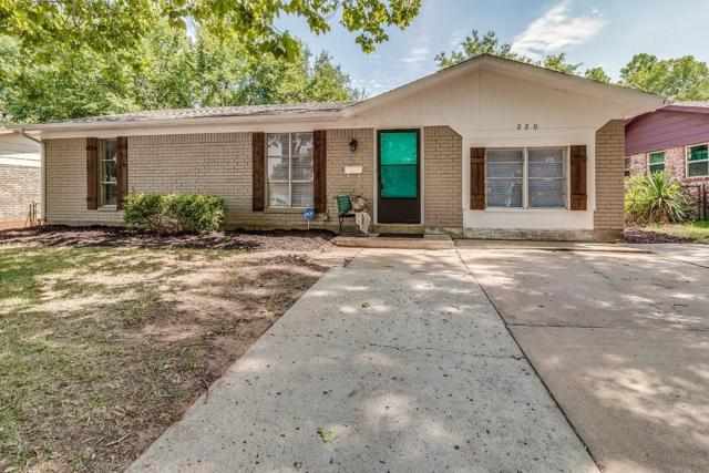 220 W Michael Drive, Midwest City, OK 73110 (MLS #834527) :: Wyatt Poindexter Group