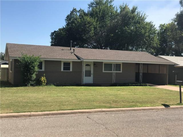 202 Hoover Circle #5802439278, Elk City, OK 73644 (MLS #834531) :: Homestead & Co