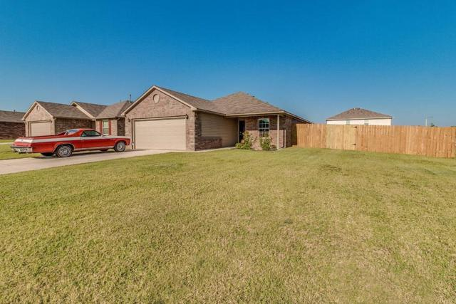 1690 Sussex, Newcastle, OK 73065 (MLS #834540) :: Wyatt Poindexter Group