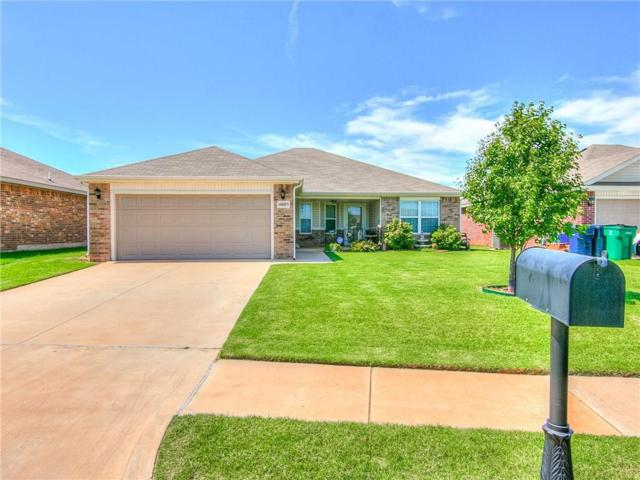 4601 Hunter Boulevard, Oklahoma City, OK 73179 (MLS #834570) :: Wyatt Poindexter Group
