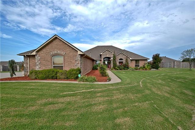 4511 Apple Estates, Moore, OK 73160 (MLS #834578) :: Wyatt Poindexter Group
