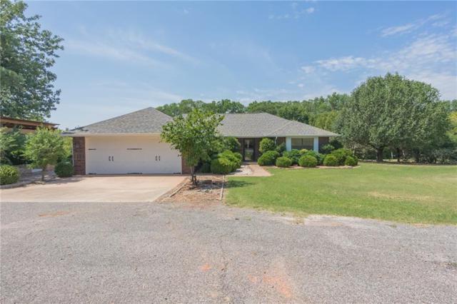 1187 S Morgan Avenue, Blanchard, OK 73010 (MLS #834595) :: Homestead & Co