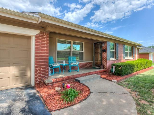 2711 65th, Oklahoma City, OK 73116 (MLS #834643) :: UB Home Team