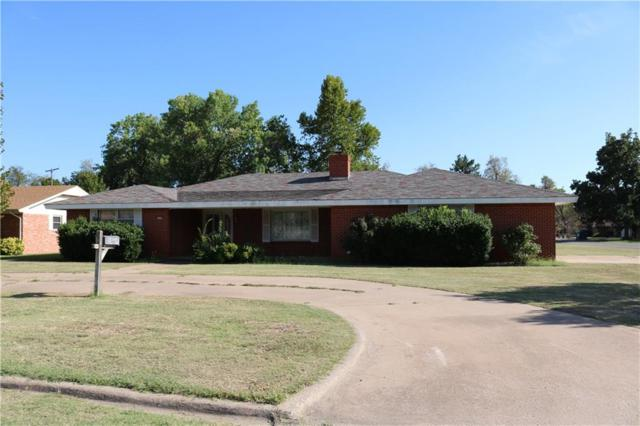 1030 W Iris, Hobart, OK 73651 (MLS #834652) :: KING Real Estate Group