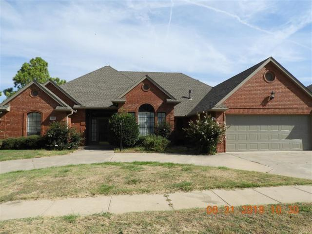 4517 Robin Ridge Drive, Norman, OK 73072 (MLS #834674) :: Wyatt Poindexter Group