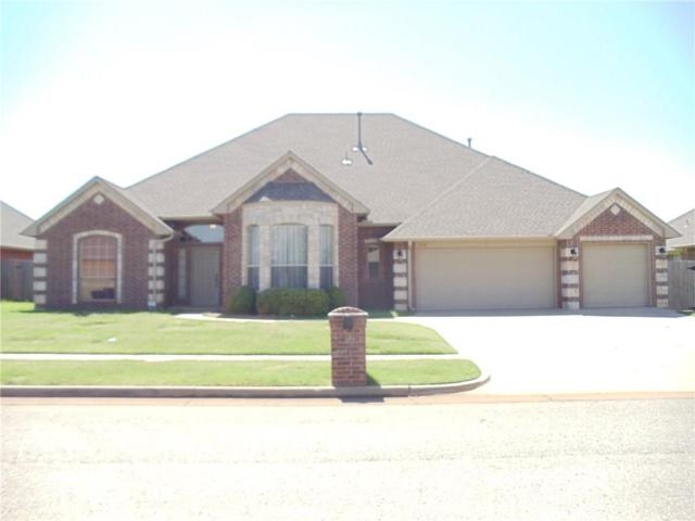 9332 SW 23rd, Oklahoma City, OK 73128 (MLS #834685) :: Wyatt Poindexter Group