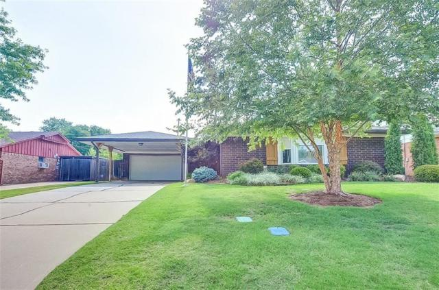 3510 Woodvale Drive, Midwest City, OK 73110 (MLS #834765) :: Wyatt Poindexter Group