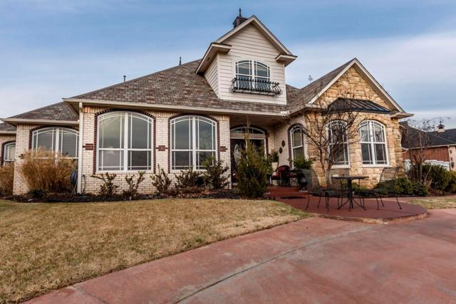 7629 N Canyon Lakes Drive, Oklahoma City, OK 73142 (MLS #834788) :: Homestead & Co