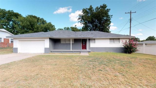 1708 Salisbury, Ardmore, OK 73401 (MLS #834805) :: Wyatt Poindexter Group