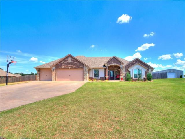 706 Colbert Street, Tuttle, OK 73089 (MLS #834819) :: Wyatt Poindexter Group