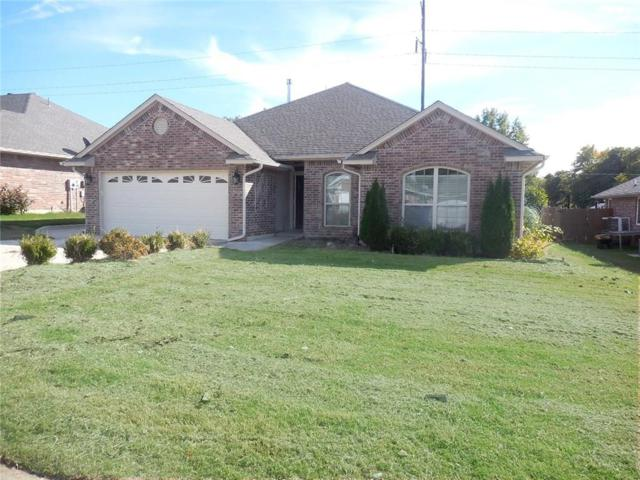 14424 Timberdale Drive, Choctaw, OK 73020 (MLS #834830) :: Meraki Real Estate