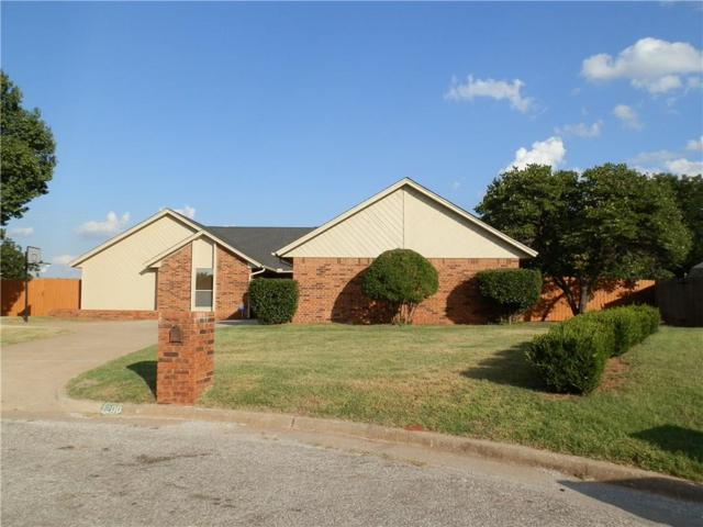 2200 NW 120th Street, Oklahoma City, OK 73120 (MLS #834923) :: KING Real Estate Group