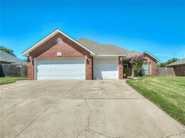 11713 Silver Sun Drive, Oklahoma City, OK 73162 (MLS #834927) :: Wyatt Poindexter Group