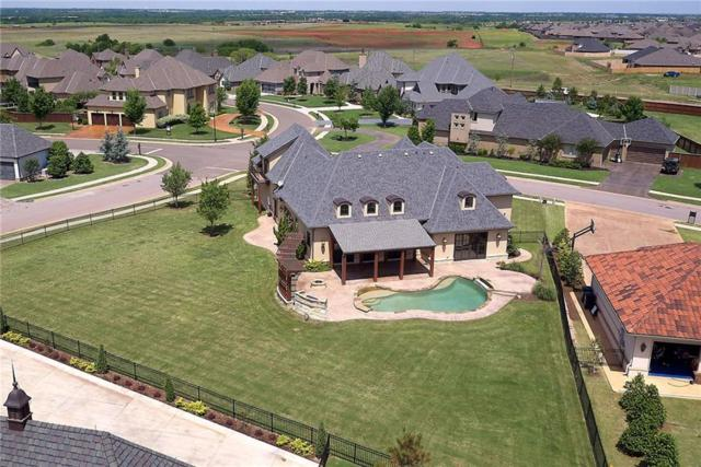 17800 Prairie Sky Way, Edmond, OK 73012 (MLS #834930) :: Homestead & Co