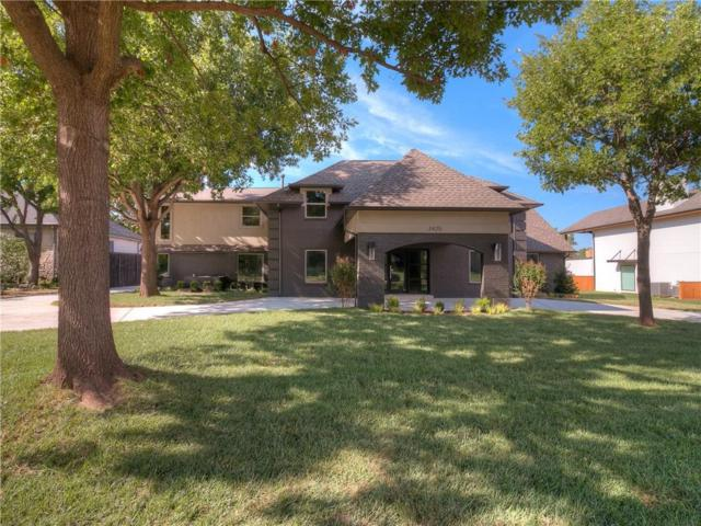 3425 Partridge Road, Oklahoma City, OK 73120 (MLS #835007) :: Homestead & Co
