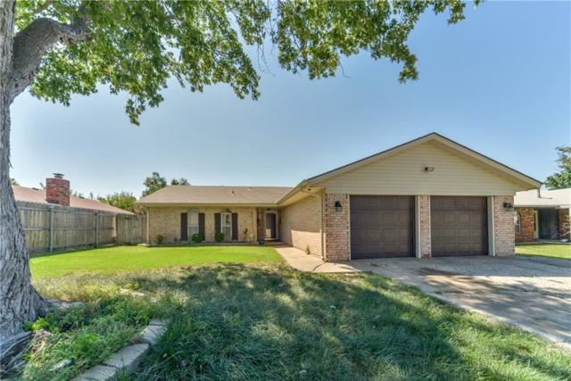 924 Clear Creek, Yukon, OK 73099 (MLS #835009) :: Wyatt Poindexter Group