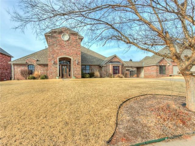 1109 Wb Meyer Parkway, Edmond, OK 73025 (MLS #835057) :: Wyatt Poindexter Group