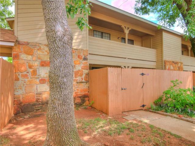 14307 N Pennsylvania Ave #3A, Oklahoma City, OK 73134 (MLS #835058) :: Homestead & Co