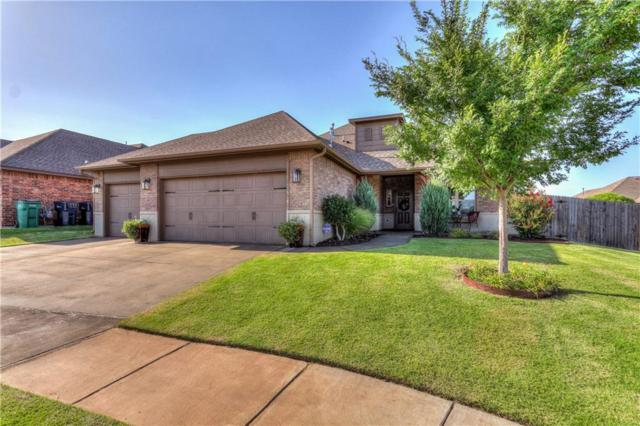 8601 NW 111th Street, Oklahoma City, OK 73162 (MLS #835071) :: Homestead & Co