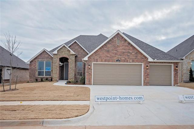 6408 NW 156th Street, Edmond, OK 73013 (MLS #835074) :: Barry Hurley Real Estate