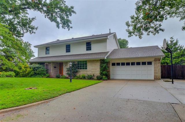 1712 Homeland Avenue, Norman, OK 73072 (MLS #835092) :: Wyatt Poindexter Group