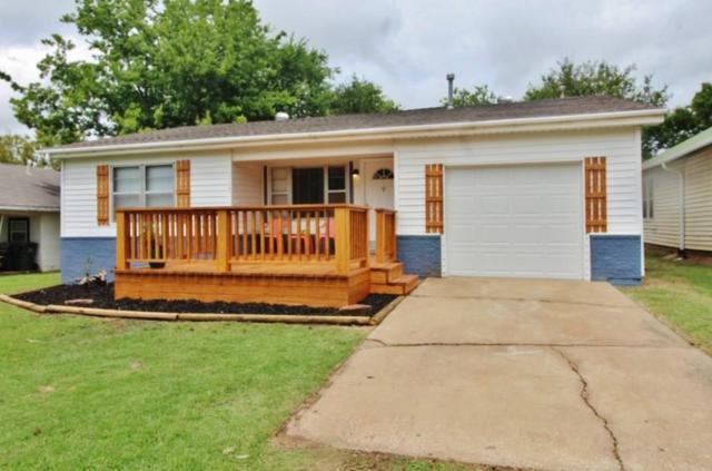 315 W Main Street, Tecumseh, OK 74873 (MLS #835142) :: KING Real Estate Group