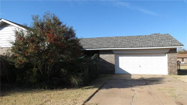 2001 Flamingo Lane, Altus, OK 73521 (MLS #835149) :: Wyatt Poindexter Group