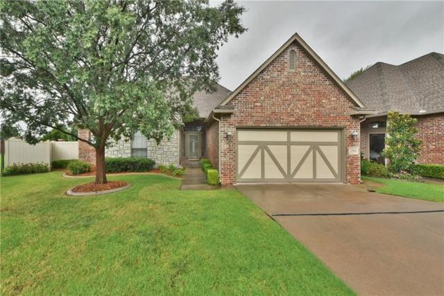 17909 Arbor Lane, Edmond, OK 73012 (MLS #835216) :: Homestead & Co