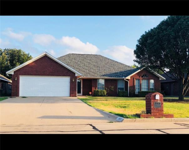 512 Quail Run S, Altus, OK 73521 (MLS #835228) :: Wyatt Poindexter Group