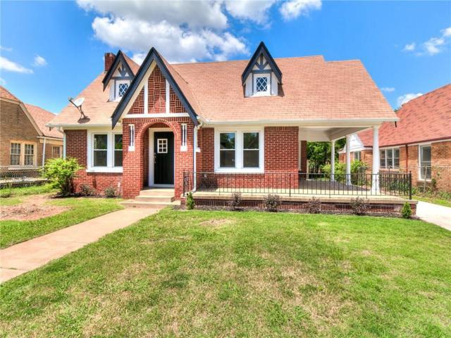 917 NE 20th Street, Oklahoma City, OK 73105 (MLS #835277) :: Homestead & Co
