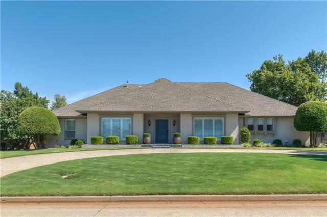 3165 Brush Creek Road, Oklahoma City, OK 73120 (MLS #835282) :: Homestead & Co