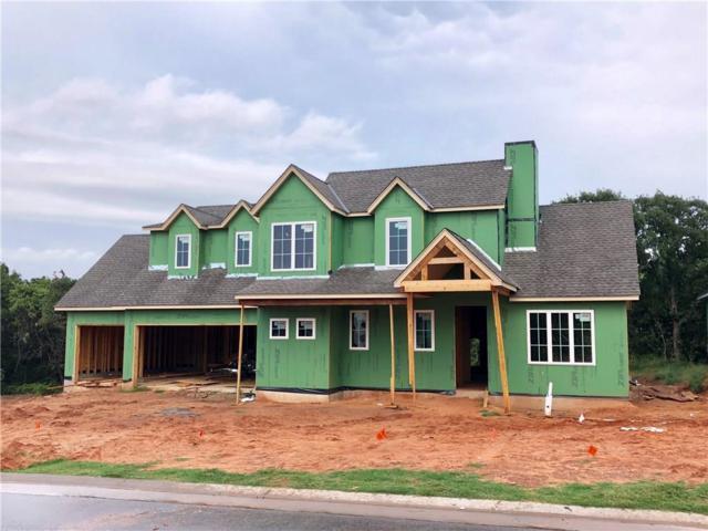 1400 Mason Lane, Edmond, OK 73034 (MLS #835347) :: Wyatt Poindexter Group