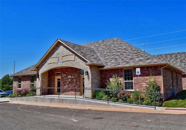 708 N Santa Fe #100, Edmond, OK 73003 (MLS #835354) :: Barry Hurley Real Estate
