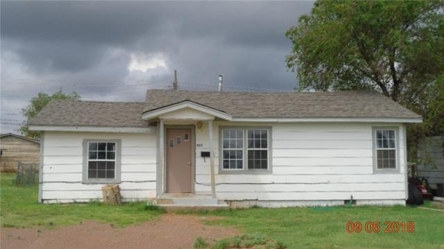 903 N Jackson, Altus, OK 73521 (MLS #835375) :: Wyatt Poindexter Group