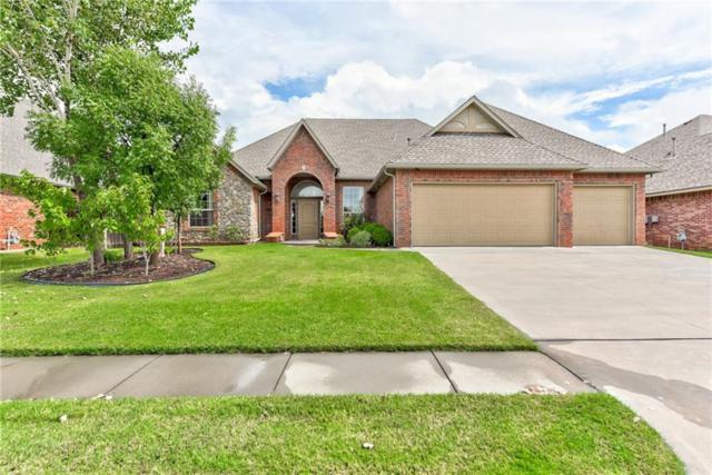 613 Summit Bend, Norman, OK 73071 (MLS #835389) :: Barry Hurley Real Estate