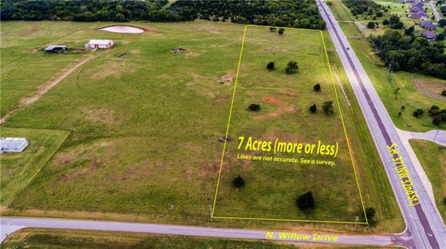 S Hwy 37 & Willow Dr, Newcastle, OK 73065 (MLS #835459) :: UB Home Team