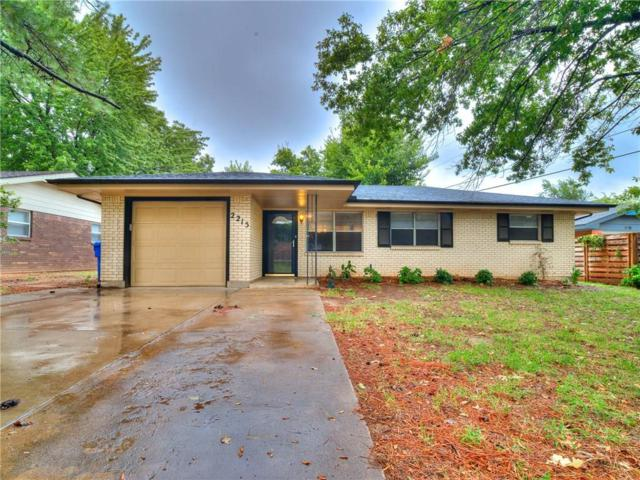 2215 Beverly Hills, Norman, OK 73072 (MLS #835495) :: Erhardt Group at Keller Williams Mulinix OKC