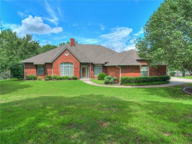 14305 Whippoorwill Vista, Choctaw, OK 73020 (MLS #835506) :: KING Real Estate Group