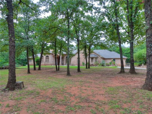 5815 Hickory Bend Drive, Norman, OK 73026 (MLS #835532) :: Homestead & Co