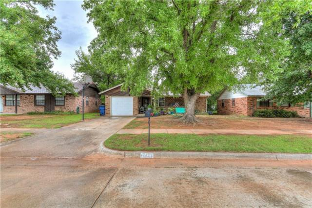 643 W Perry Drive, Mustang, OK 73064 (MLS #835533) :: Wyatt Poindexter Group
