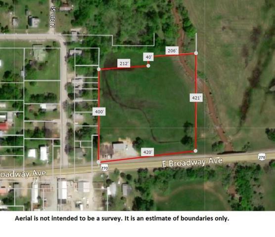 914 E Broadway, Seminole, OK 74868 (MLS #835584) :: Barry Hurley Real Estate